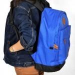 Tas Kuliah+Tas Laptop Blue Corduray (ESG CORDURO SEGUNDO) - 175rb