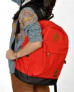 Tas Kuliah+Laptop 2in1 RED Corduray