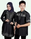 Baju Couple Muslim Denim CP05