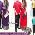 Baju Couple Muslim Versia Katun rayon - 189rb