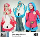Hijabers 3in1 H85 Spandex