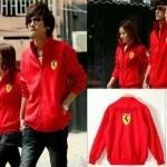 Jacket Couple Ferary Merah - 119rb