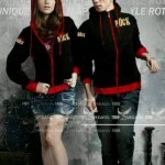 Jaket Couple Rock Black Babytery Allsize fit L - 119rb (SOLD OUT)
