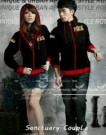 Jaket Couple Rock Black Babytery