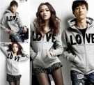 Jaket Couple Thunder Love Babytery