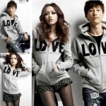 Jaket Couple Thunder Love Babytery Allsize fit L - 119rb