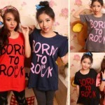 Kaos Born To Rock allsize fit L - 58rb