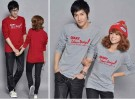 Kaos Couple Diary Love
