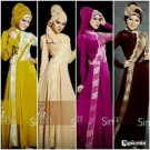 Maxi Dress S190 Julia Spandex Kombi Brokat