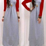 Maxi Simply Spandex  L RED- 84rb