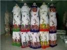 Mukena Jumbo Bunga Serayu Santung