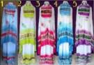 Mukena Lukis MPW Santung (lukis handmade)