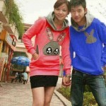 Sweater Couple Bunny Babitery Allsizefit L - 98rb