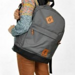 Tas Kuliah+Laptop 2in1 Dark Grey Corduray - 175rb (ESG Corduro Segundo)