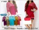 Blouse Casual Liza Strip