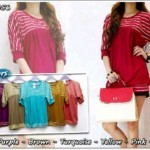 Blouse Liza Strip Spx L