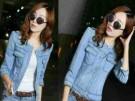 Jaket Jeans Wanita Casual (Kode: S172 )