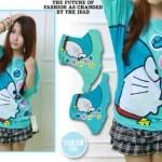 Kaos Doraemon S170 Batwing - 65rb