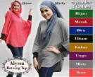 Blouse Alyssa Batwing Top S171