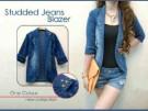 Blazer Jeans Keren BJS202 Studded