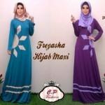 Gamis Syarii Remaja Freasha R112