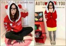 Jaket Hello Kitty Kuping RJ119