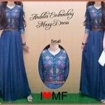 G28 Maxi Denim Bordir Most