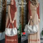 G57 Minda Maxi Orange Bata
