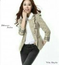 Blazer Wanita Casual Julia RV13
