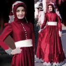 Busana Satin Melisa Hijab Rdb.135