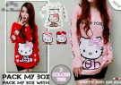 Kaos Hello Kitty HK91
