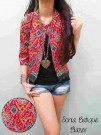 Blazer Sonia Batik V103