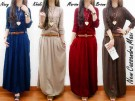 Maxi Dress Cassandra G224