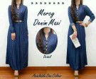 Maxi Denim Mercy G232