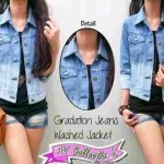JJ212 Jacket Jeans H&M Gradasi AV