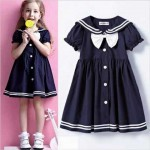 A593 Dress Navy sailor