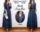 Micilio Maxi Denim+Belt G450