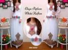 Baju Pesta Elsya Shiffon P560