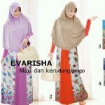 Y280 Evarisha Bergo. POP UP