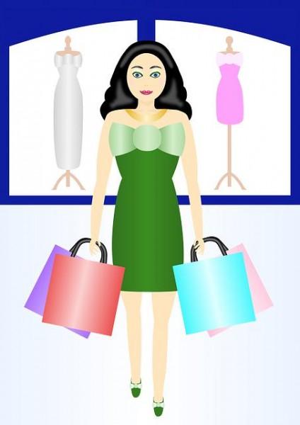 belanja pakaian