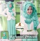 Gamis Modern Rafuzeel Hijab P864