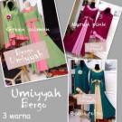 Gamis Syari Umiyyah Bergo XL Y650