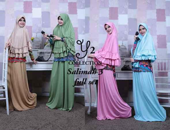 Y633_Salimah 3 Full Set_spandek korea_Yers 2