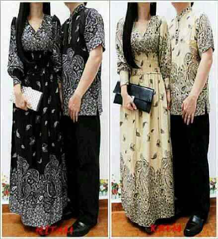 Gamis Couple Isabel
