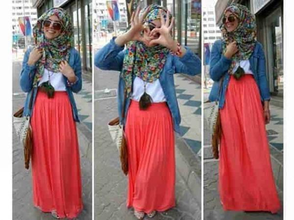 Gamis Remaja Casual Alyssa Hijab Murah Model Terbaru