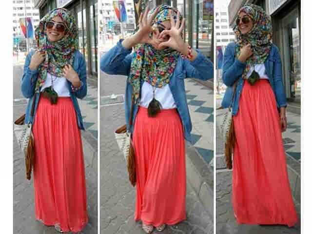 Gamis Remaja Casual Alyssa Hijab G 673 Murah Model Terbaru Butik