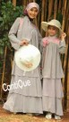 Gamis Couple Cantique Mom n Daughter Cp.750