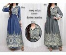 Fashion Remaja Maxi Salza G.720