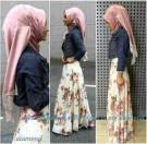 Gamis Hijab Aminah 3in1 G.733