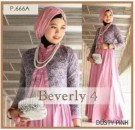 Gamis Pesta Beverly P.666a (XL)